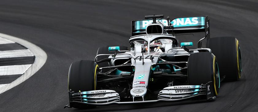 """Формула-1. Гран-при Великобритании: очередное доминирование """"Мерседесов"""""""
