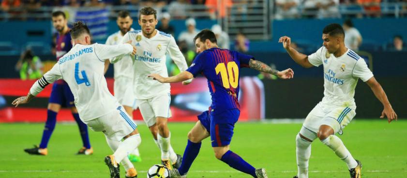 Barcelona - Real Madrid - Intelbet.es