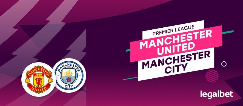 Manchester United - Manchester City, cote la pariuri, ponturi şi informaţii