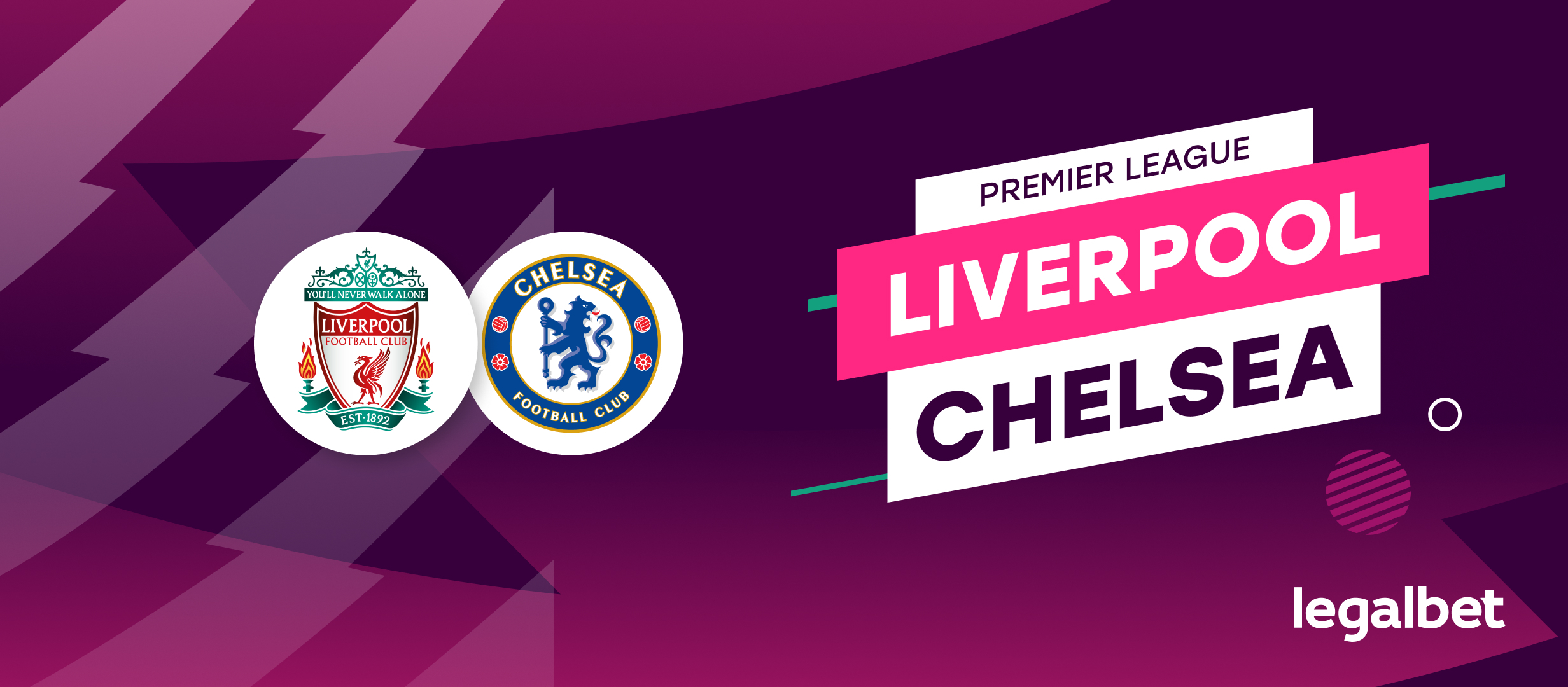 Apuestas y cuotas Liverpool - Chelsea, Premier League 2021/22