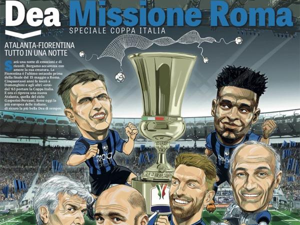 Максим Погодин: «Аталанта» - «Фиорентина»: прогноз на полуфинал Кубка Италии. Феерия голов.
