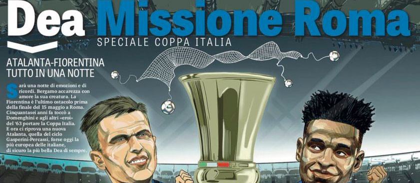 «Аталанта» - «Фиорентина»: прогноз на полуфинал Кубка Италии. Феерия голов