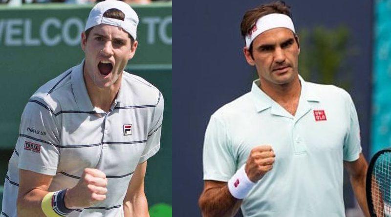 Теннисный финал в Майами. Превью и прогноз на матч Федерер – Иснер