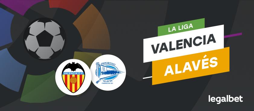 Apuestas Valencia - Alavés