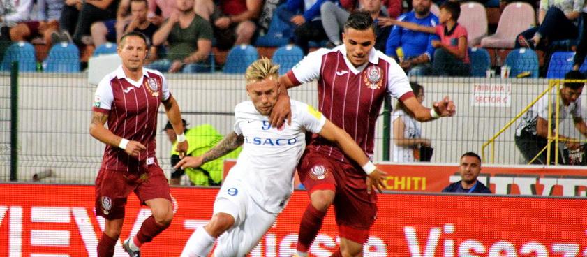 FC Botosani - CFR Cluj: Pariuri Liga 1 Betano