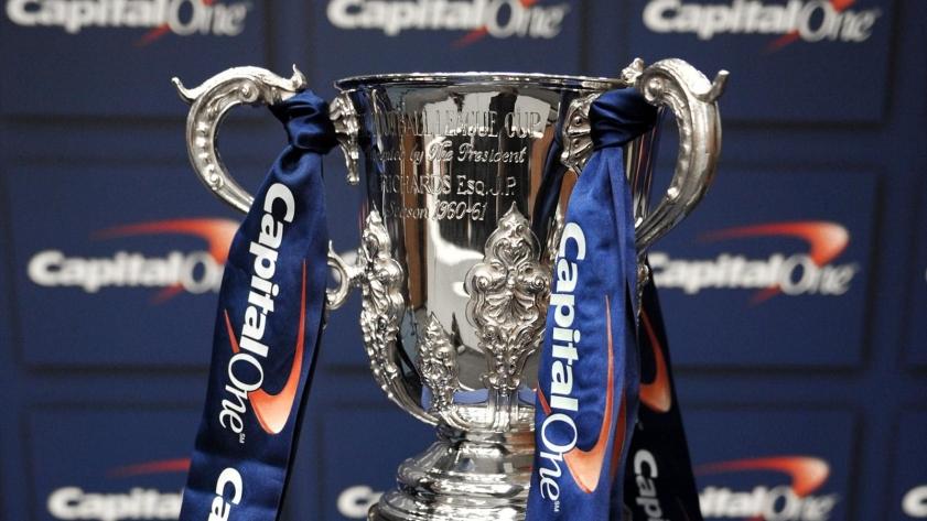 Кубок английской лиги: Премьер-лига VS Чемпионшип