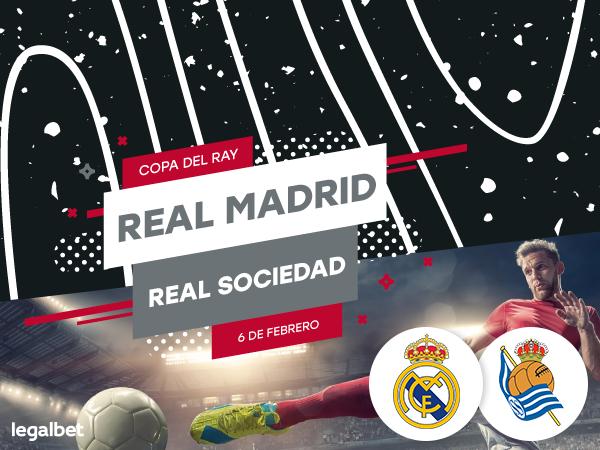 Antxon Pascual: Previa, análisis y apuestas Real Madrid - Real Sociedad, Copa del Rey 2020.