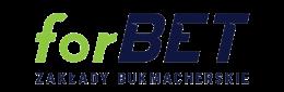 Logo bukmachera ForBET - legalbet.pl