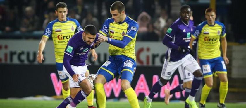 Anderlecht - Waasland-Beveren: Ponturi pariuri Jupiler League