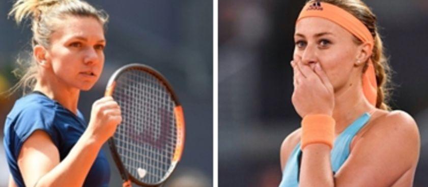 Predictia mea din tenis Simona Halep vs Kristina Mladenovic