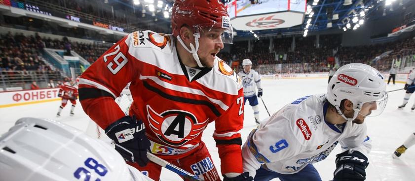 «Автомобилист» – «Барыс»: прогноз на матч «регулярки» КХЛ