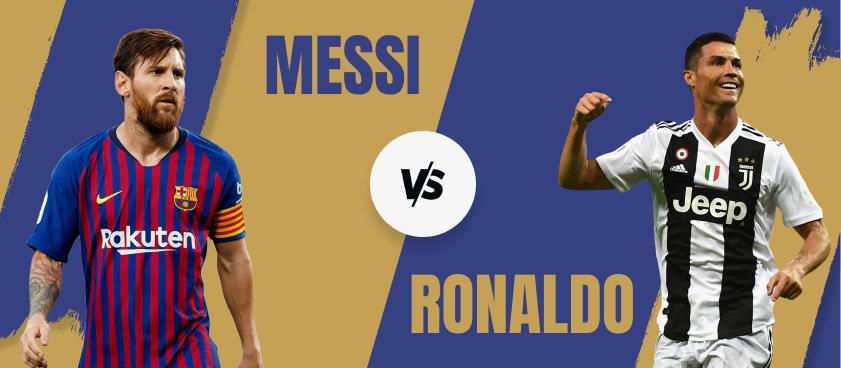 Cristiano Ronaldo vs Lionel Messi: whose goals are more profitable to bet on