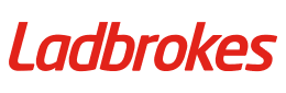 The logo of the bookmaker Ladbrokes - legalbet.com.au