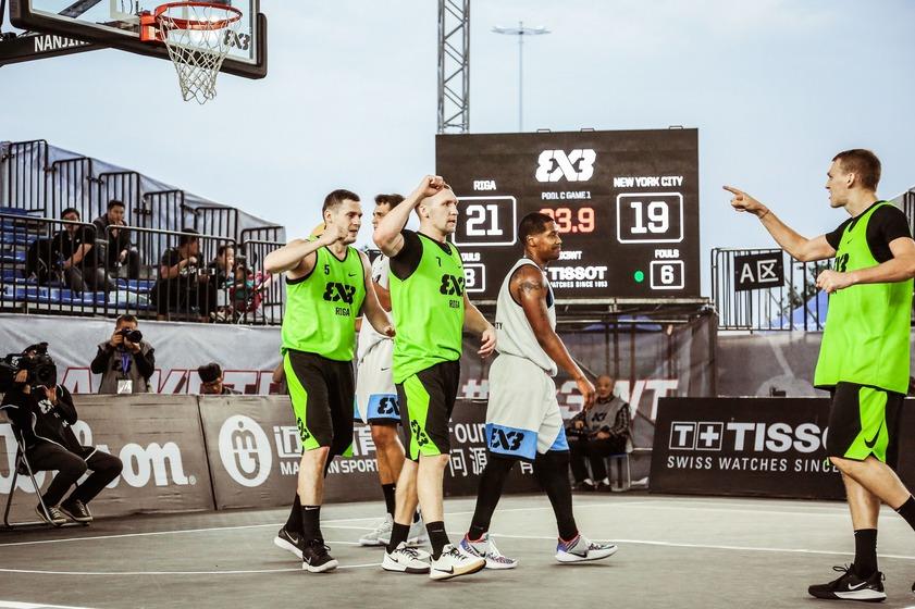 """FIBA3x3: Анонс нового мирового тура """"Jeddah Masters"""""""