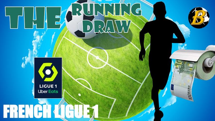 The running draw 4.12.2020