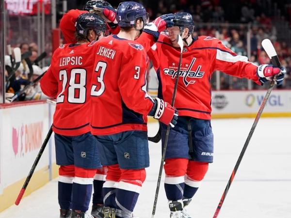 Константин Федоров: Прогноз на матч НХЛ «Вашингтон» — «Калгари»: удержатся ли «Кэпиталз» на вершине?.