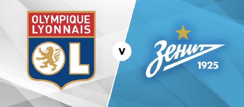 Olympique Lyonnais - Zenit St. Petersburg   Ponturi Fotbal Liga Campionilor