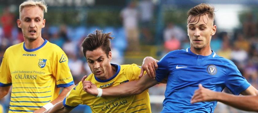 Dunarea Calarasi - FC Viitorul: Pronosticuri Pariuri Liga 1 Betano