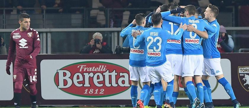 Torino - Napoli. Pronosticuri Serie A
