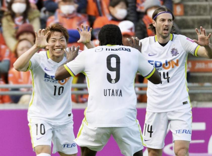 Чемпионат Японии. Обзор матчей среды