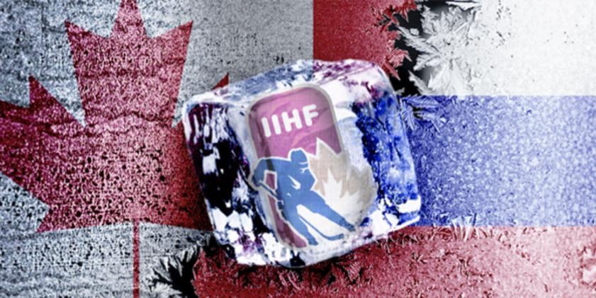 Россия – Канада. Прогноз на четвертьфинал ЧМ-2018 по хоккею. Кленовый сироп испорчен