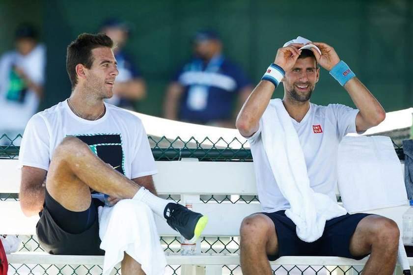 Финал US Open Джокович – Дель Потро. Есть ли шансы у «нежного гиганта»?