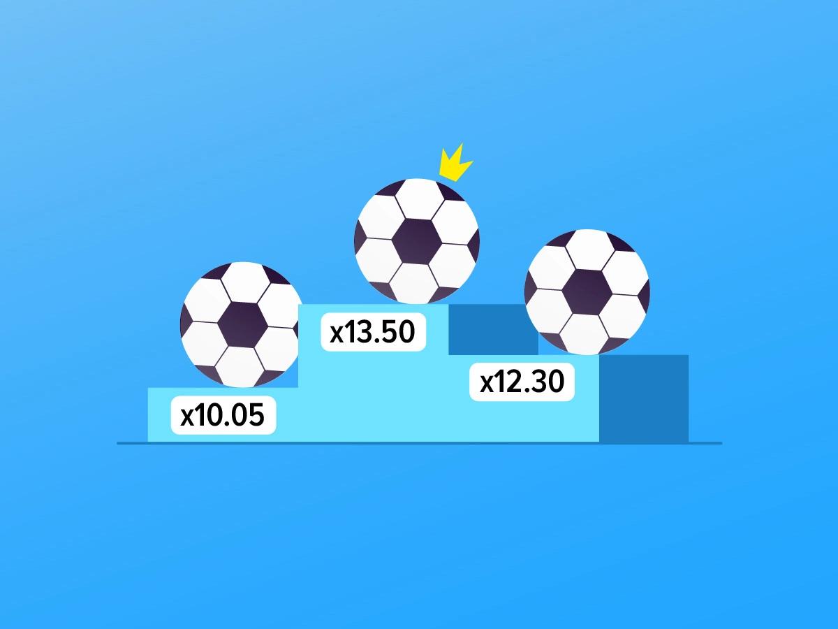 Legalbet.co: En qué campeonatos vale la pena apostar por los no favoritos.