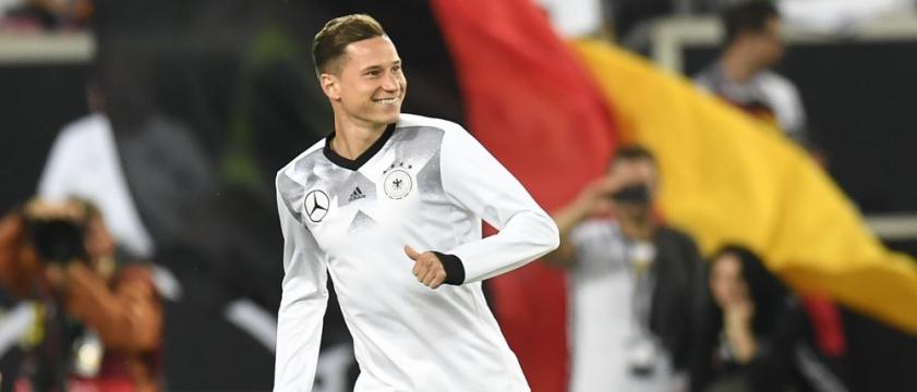 Отборочные матчи на ЧМ-2018. Германия - Азербайджан