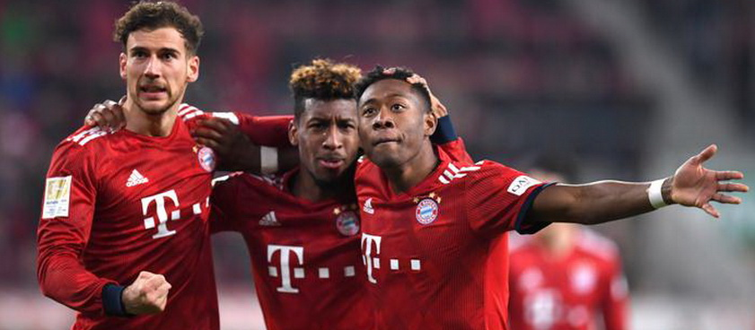 Bayern Munchen - Borussia Dortmund: Pronosticuri pariuri fotbal Bundesliga