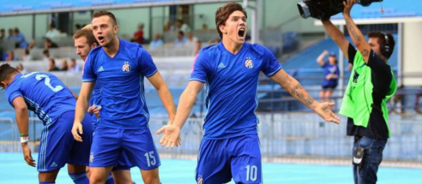 FC Astana - Dinamo Zagreb. Pariul lui Wallberg