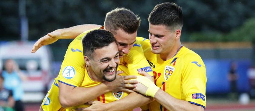 U21 Romania - U21 Ucraina. Pronosticuri Pariuri preliminariile CE de tineret