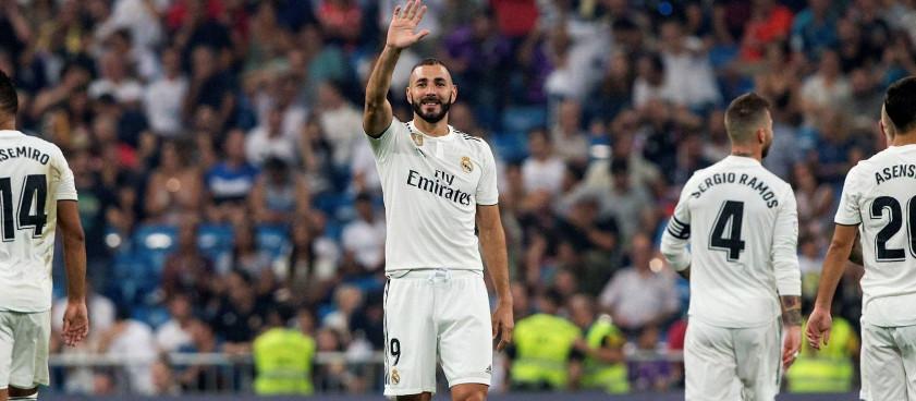 Pronóstico Real Madrid - Valencia, La Liga 01.12.2018
