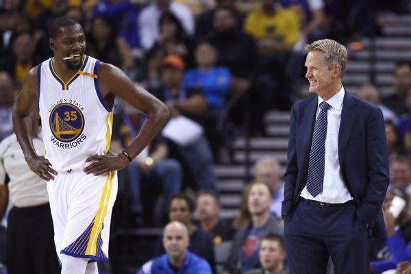 Кевин Дюрант – MVP сезона НБА? Лучшие ставки Тихоокеанского Дивизиона