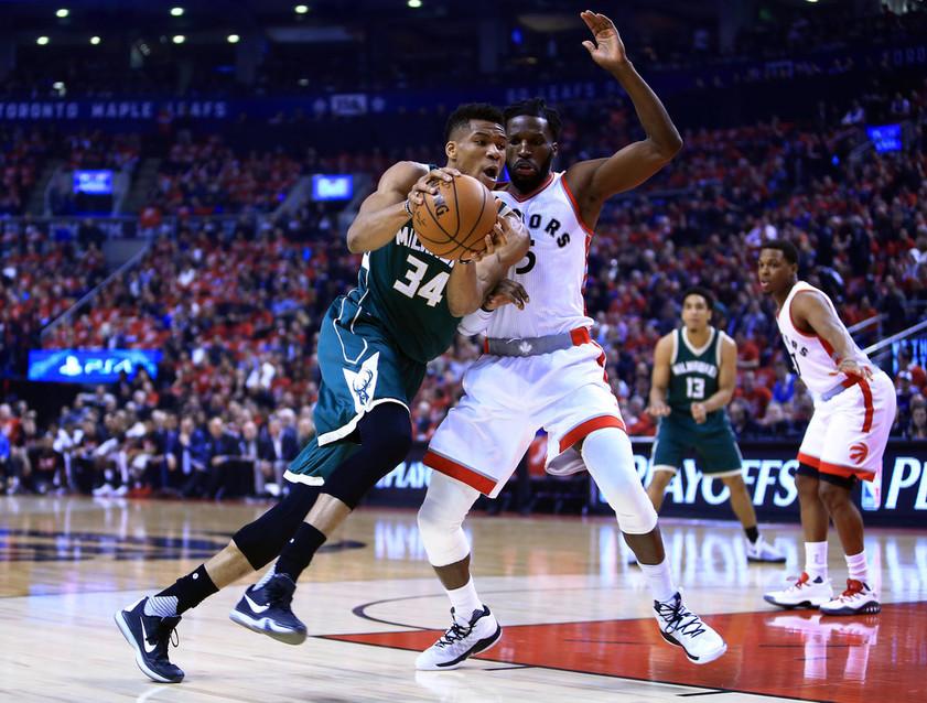 «Милуоки Бакс» — «Торонто Рэпторз»: прогноз на второй матч финала восточной конференции