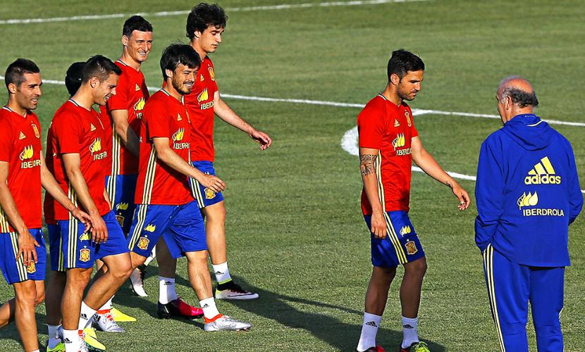 El domingo echa a rodar la selección española