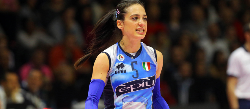 Китай (ж) – Италия (ж): прогноз на волейбол от Volleystats