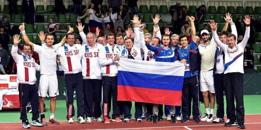 Кубок Дэвиса. Превью. Сербия - Россия. Какие шансы у нашей сборной закрепиться в Мировой группе ?