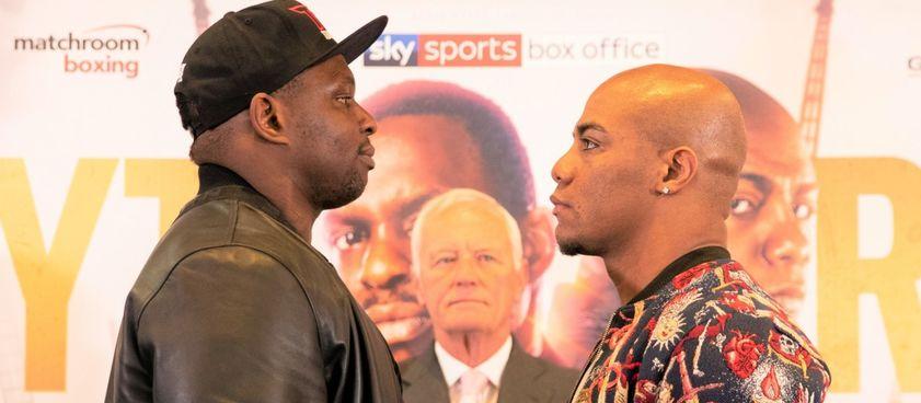 Боксёрский вечер в Лондоне: ставки и коэффициенты