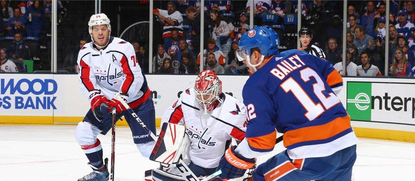 «Вашингтон» - Нью-Йорк «Айлендерс»: прогноз на матч НХЛ под звук бокалов с шампанским
