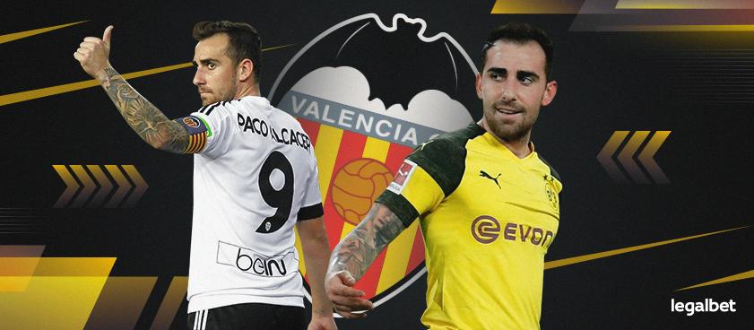 Sobre la vuelta de Paco Alcácer al Valencia