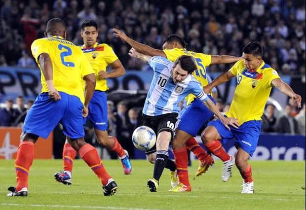 Последний шаг к Чемпионату Мира. Прогноз на матч квалификации ЧМ Эквадор - Аргентина