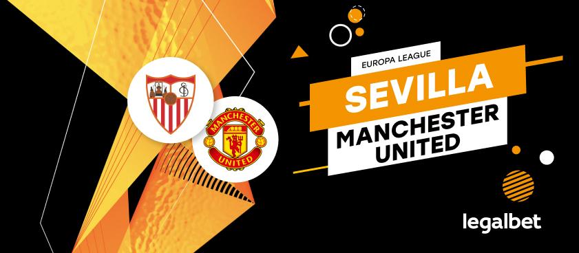 Previa, análisis y apuestas Sevilla - Manchester United, Europa League 2020
