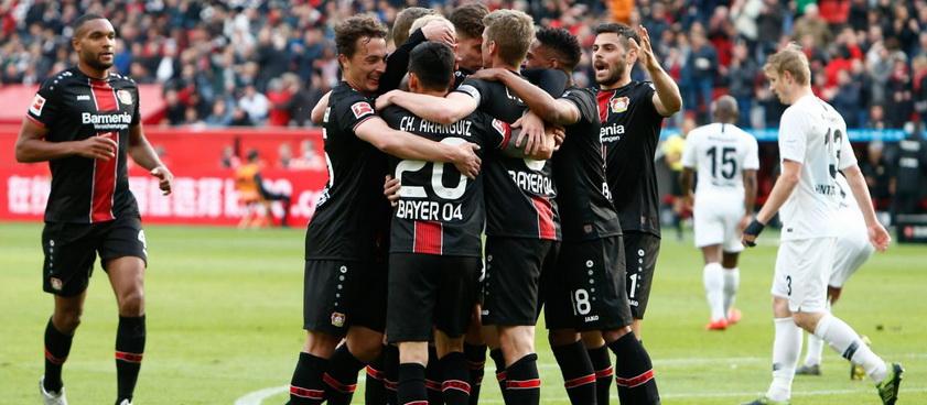 Frankfurt - Leverkusen. Ponturi Bundesliga