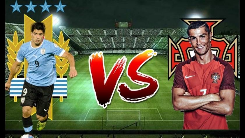 Уругвай - Португалия, прогноз. Что лучше: Суарес и Кавани или один Криштиану?