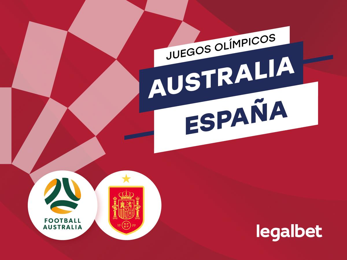 Antxon Pascual: Apuestas y cuotas Australia - España, Juegos Olímpicos 2020.