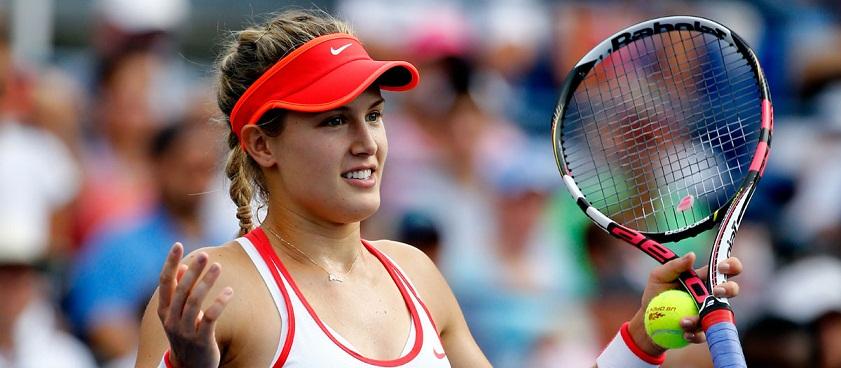 Eugenie Bouchard - Julia Georges | Ponturi Pariuri Tenis