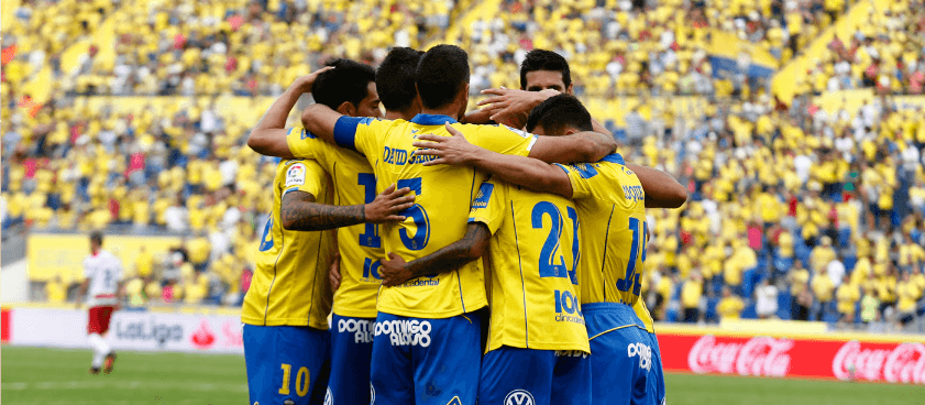 Las Palmas lidera el campeonato