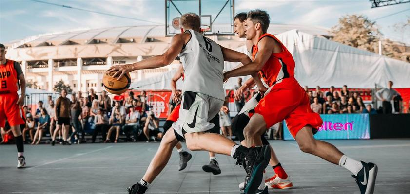FIBA 3x3: Новинка на legalbet.ru