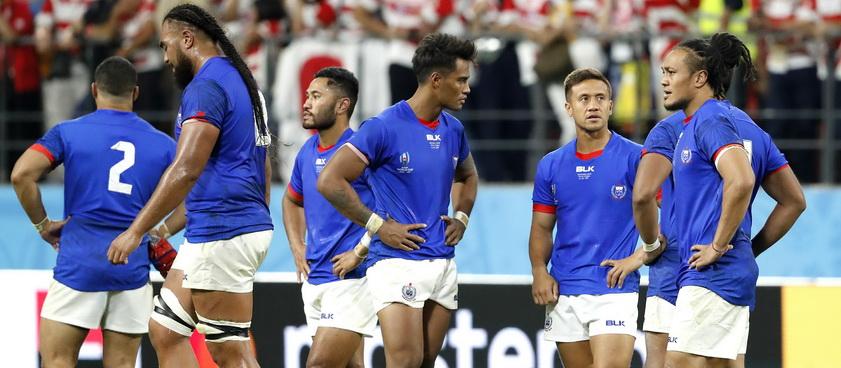 Irlanda - Samoa. Pronosticuri CM de Rugby
