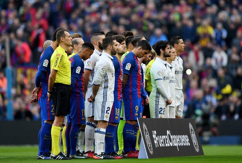 Барселона - Реал Мадрид: белые флаги для Юлена Лопетеги